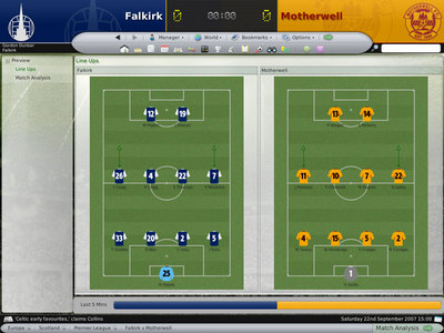 Football Manager 2008 v8.0.2 Patch