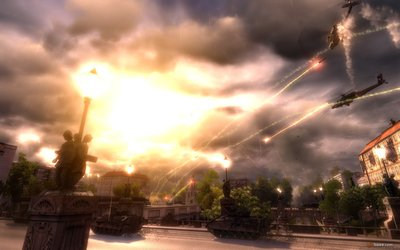World In Conflict / Soviet Assault Add-On / Complete