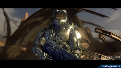 Halo: Hell on Earth Trilogy Edition