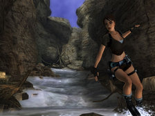 Tomb Raider Anniversary Demo