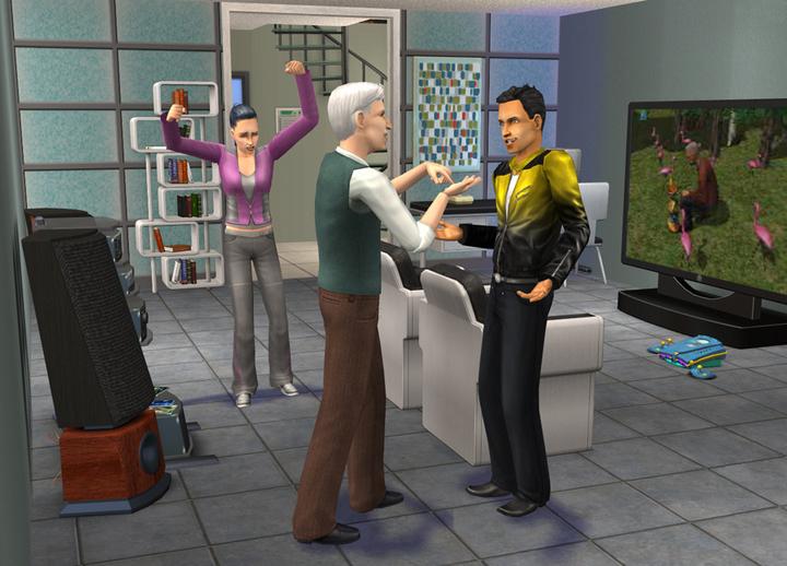 The Sims 2 Переезд в квартиру. скачать The Sims 2 Переезд в. дополнение